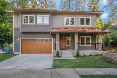 Spokane Single Family Home For Sale: 1229 S Lacey St