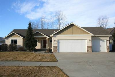 Spokane Valley Single Family Home Ctg-Inspection: 3506 S Woodlawn Dr