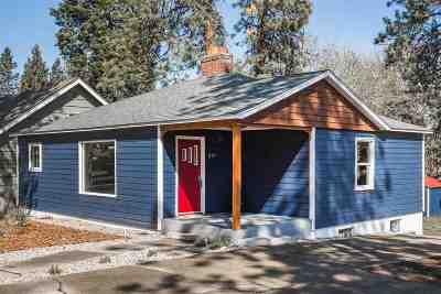 Spokane Single Family Home For Sale: 319 E 29th Ave
