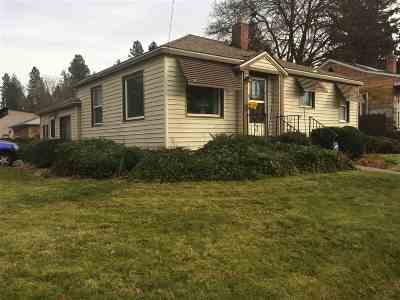 Single Family Home For Sale: 803 S Freya St