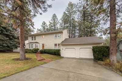 spokane Single Family Home For Sale: 5214 N Mulvaney Ct