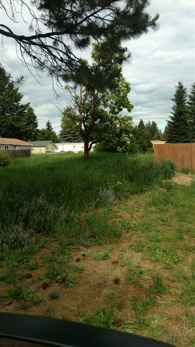 Residential Lots & Land For Sale: N Colville