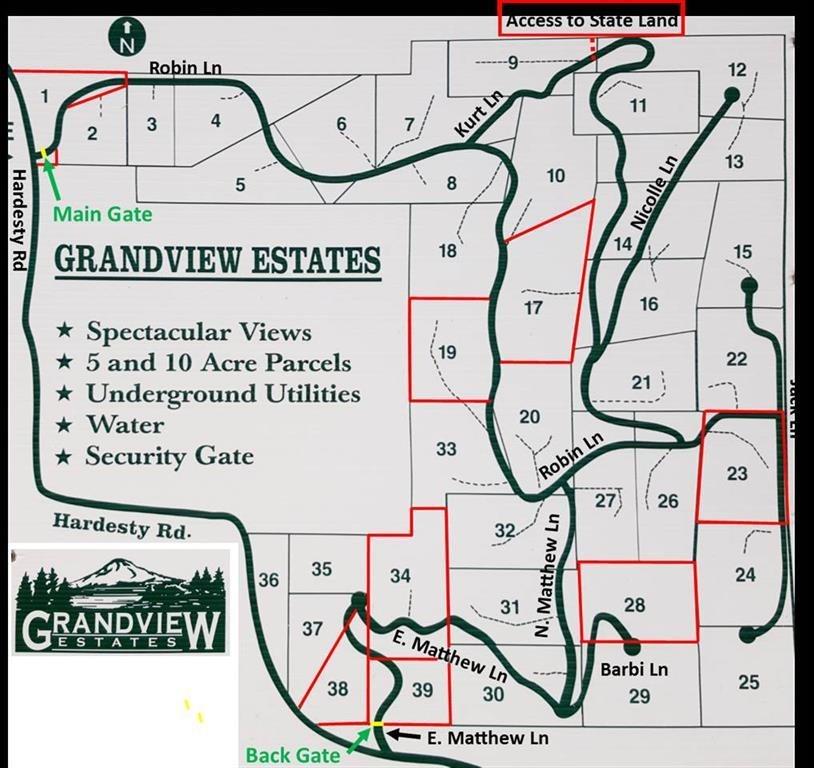 Chattaroy Wa Map on