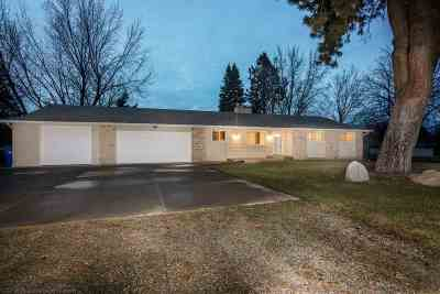 Spokane Valley Single Family Home Ctg-Inspection: 4224 S Driftwood Dr