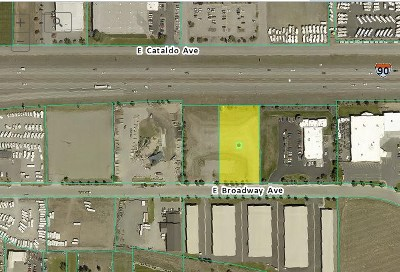 Spokane Valley Residential Lots & Land For Sale: E Broadway