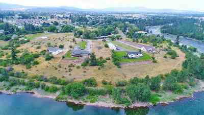 Spokane Valley Residential Lots & Land For Sale: E Riverview