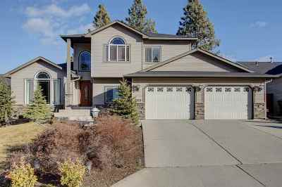 Single Family Home For Sale: 6315 S Tay St