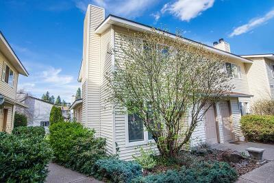 Spokane Valley Condo/Townhouse For Sale: 2109 N Houk St #4