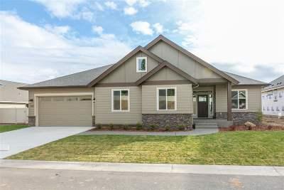 Spokane Single Family Home For Sale: 5533 N Radium Ln