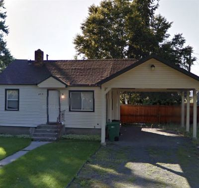 Spokane Valley Single Family Home Ctg-Short Sale: 4525 N Warren Rd