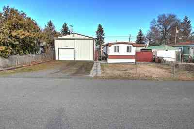 Airway Heights Mobile Home For Sale: 13430 W 13th Ave