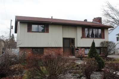 Spokane Single Family Home For Sale: 3628 E 30th St
