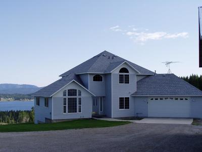 Single Family Home For Sale: 3368-B Hoag Rd