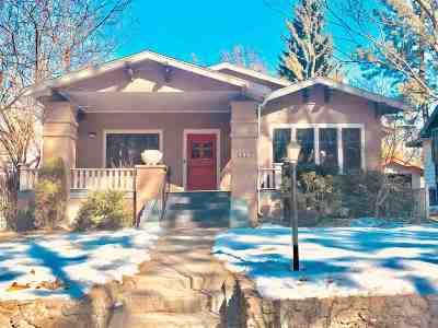 spokane Single Family Home For Sale: 438 W Shoshone Pl