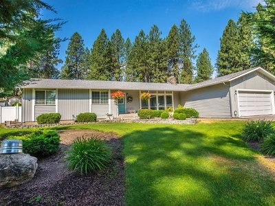 Spokane Valley Single Family Home For Sale: 4812 S Gillis Way Ct