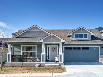 Spokane Single Family Home For Sale: 6824 S Blackwing Ct