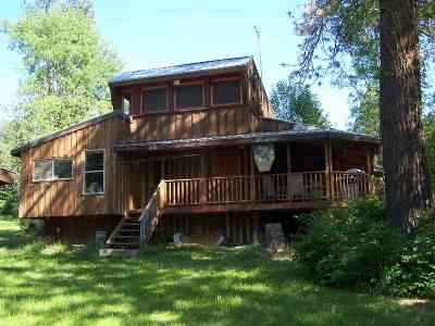 Spokane County, Stevens County Single Family Home For Sale: 1686 A Brooks Rd
