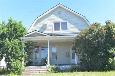 Spokane Single Family Home For Sale: 1414 W Maxwell Ave