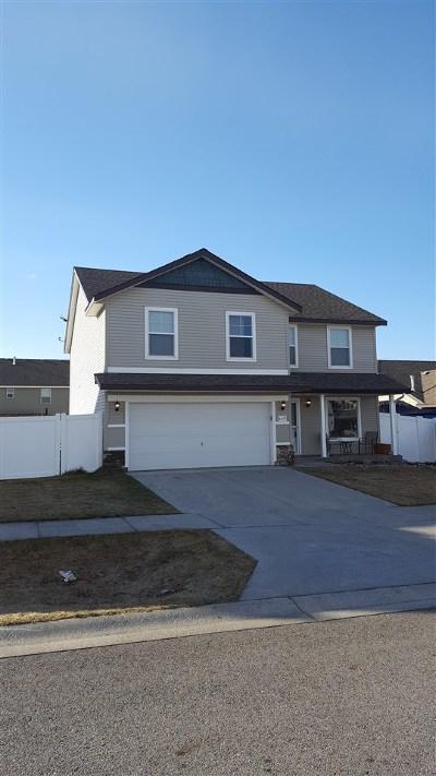 Coeur D Alene Single Family Home For Sale: 6619 N Goshawk Ln