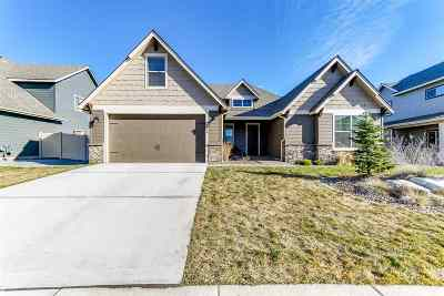 Coeur D Alene Single Family Home For Sale: 6876 N Rendezvous Dr