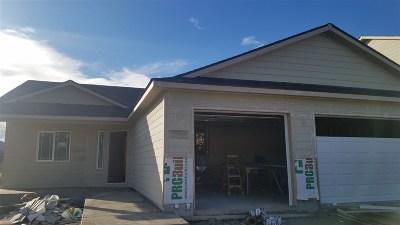 Spokane Single Family Home For Sale: 20214 E 8th Ave