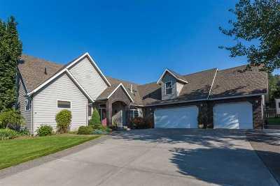 Spokane, Spokane Valley Single Family Home For Sale: 4621 S Chronicle Ln