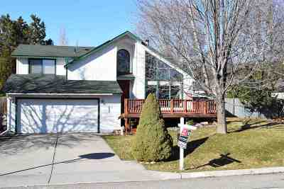 Spokane Valley Single Family Home For Sale: 14925 E Broad Ave