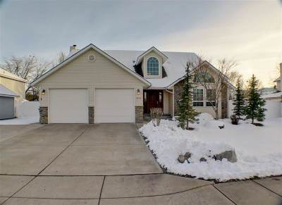 Spokane Valley Single Family Home For Sale: 3832 S Loretta Dr
