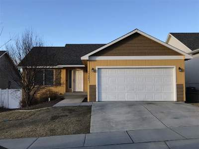 Spokane Valley Single Family Home Ctg-Inspection: 17203 E Knox Ave