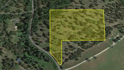 Mead Residential Lots & Land New: N Mount Spokane Park