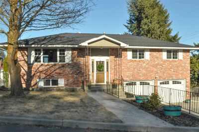 Spokane Single Family Home For Sale: 8320 N Carolina Way