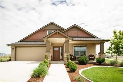 Spokane WA Single Family Home For Sale: $345,000