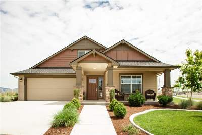 Spokane Single Family Home For Sale: 6929 S Pheasant Ridge Dr