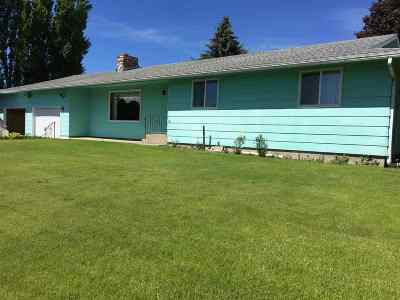 Spokane County, Stevens County Single Family Home For Sale: 205 S Old Hwy 195 Hwy