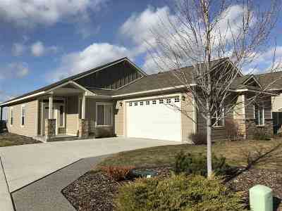Liberty LK Single Family Home New: 184 S Legacy Ridge Dr