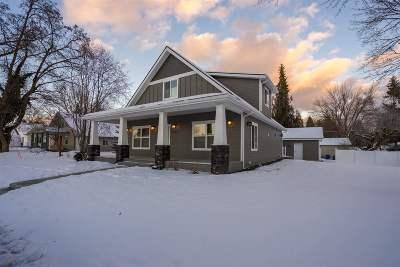 Coeur D Alene Single Family Home New: 1302 N C St
