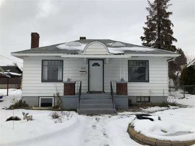 Single Family Home Ctg-Inspection: 3418 W Providence Ave