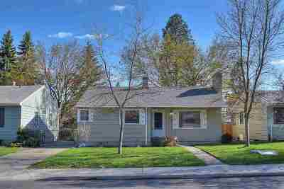 Spokane Single Family Home Chg Price: 954 E 37th Ave