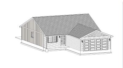 Spokane Single Family Home New: 9707 E Hoffman Ct