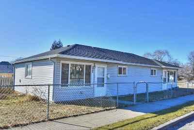 Spokane Single Family Home New: 902 E Euclid Ave