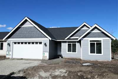 spokane Single Family Home New: 17611 E 4th Ln