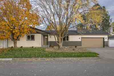 Spokane Valley Single Family Home Ctg-Inspection: 1214 N Bannen Rd