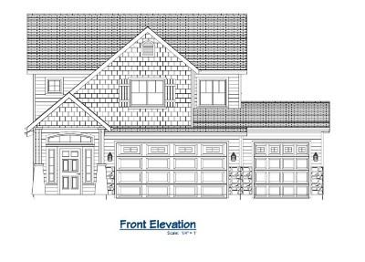 spokane Single Family Home New: 9715 E Hoffman Ct
