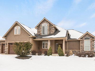 Spokane Single Family Home New: 10522 N Edna Ln
