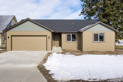 Spokane Valley Single Family Home New: 4617 E 7th Ave