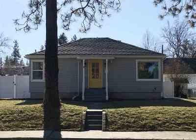 spokane Single Family Home New: 110 E 27th Ave