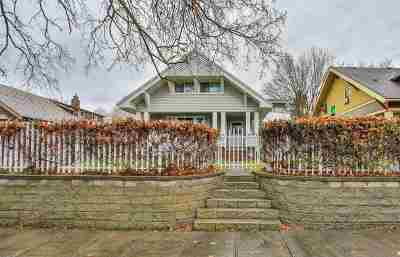 Spokane Single Family Home For Sale: 208 W Euclid Ave