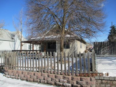 Spokane Single Family Home For Sale: 4708 N Nelson St