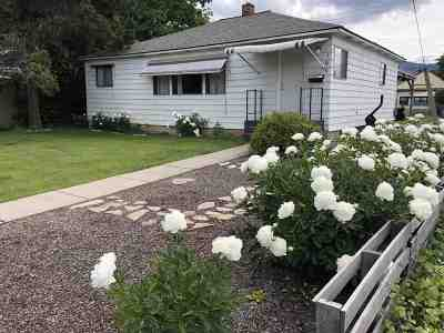 Single Family Home For Sale: 160 S Maple St