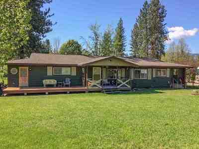 Spokane County, Stevens County Single Family Home For Sale: 903 Laury Rd